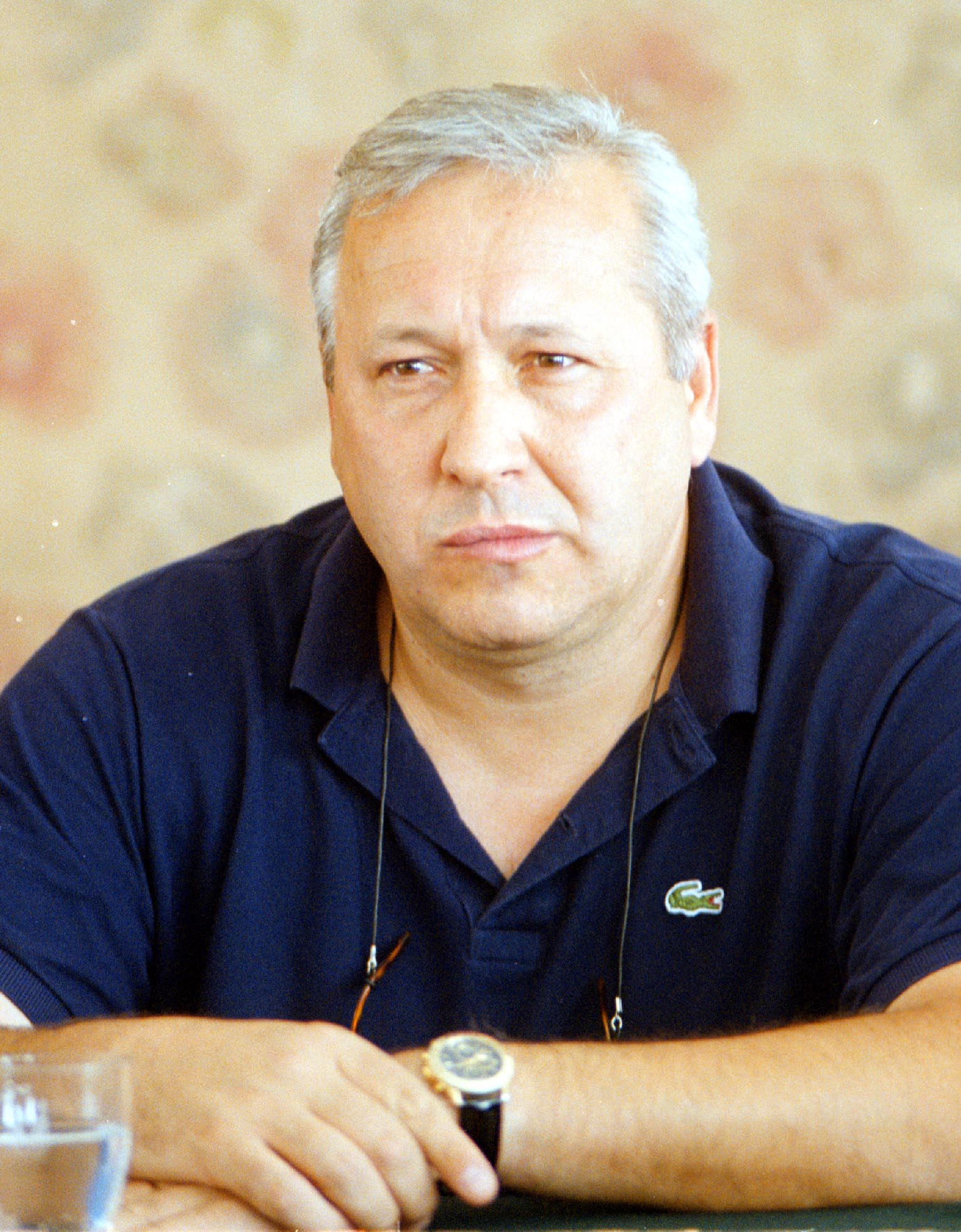 2000. (13.08.) Milorad Krivokapic, selektor juniorske reprezentacije YU