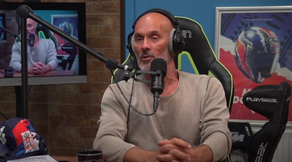 Dragan Andrić gost u podkastu