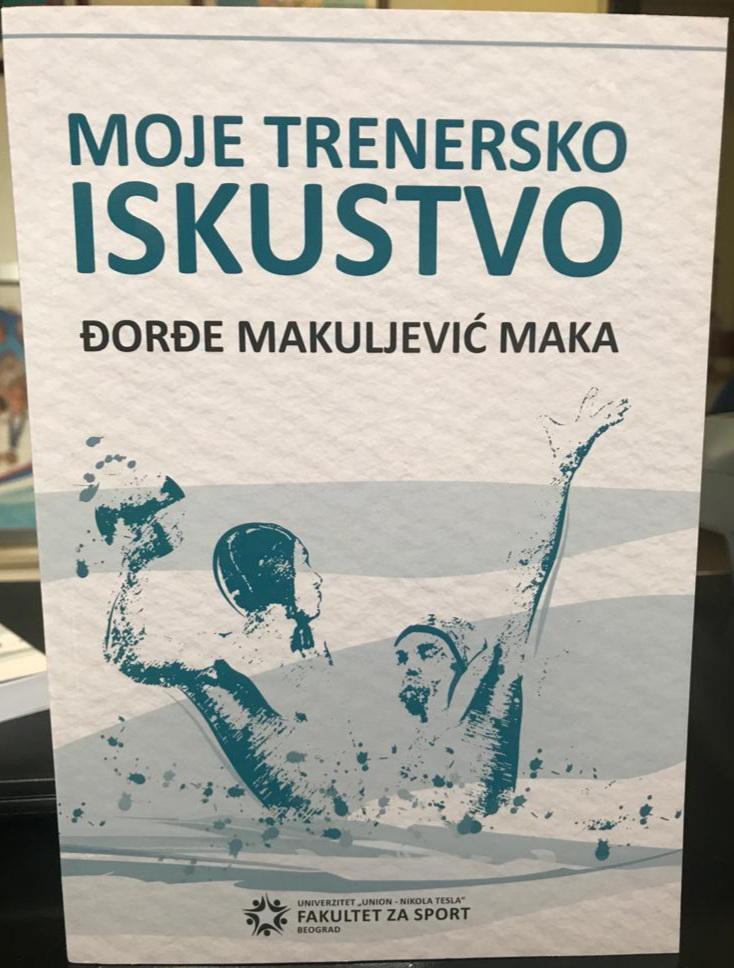 Moje trenersko iskustvo - Đorđe Makuljević Maka