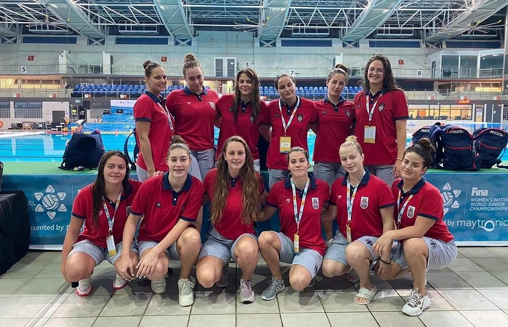 Dragana Ivković odredila spisak juniorki za Svetsko prvenstvo